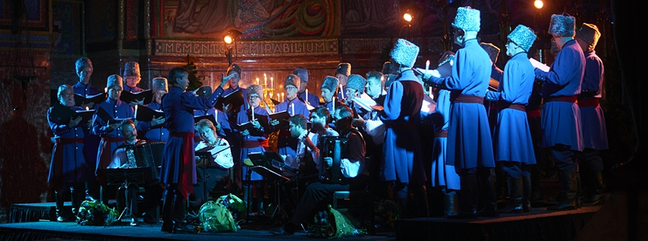 Russisch-Orthodox & Folklore