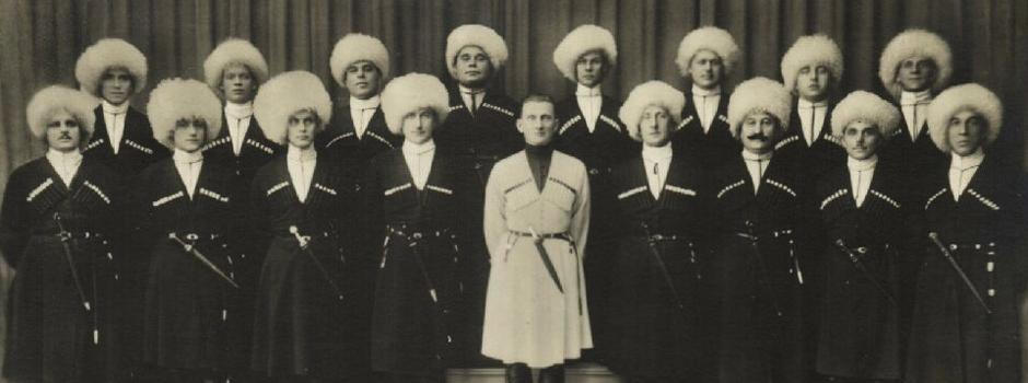 Geschiedenis Oeral Kozakkenkoor