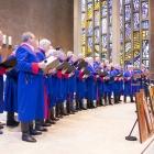 Oeral Kozakkenkoor Citykerk Rotterdam