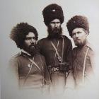 Oeral Kozakken (tweede helft van de negentiende eeuw)
