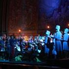 Kerstconcert Oeral Kozakkenkoor in de Antonius Abtkerk, Den Haag