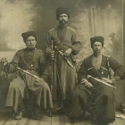 Photo of Kuban Cossacks from the First World War