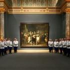 Het Oeral Kozakkenkoor in het Rijksmuseum