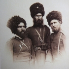 Ural Cossacks (second half nineteenth century)