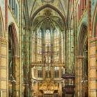 Interieur Sint-Willibrordkerk, Utrecht